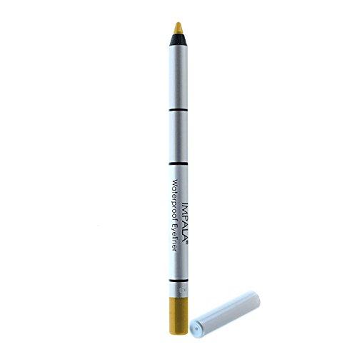 Impala - Waterproof cremiger Augenstift Gold Nr. 306 lang anhaltend
