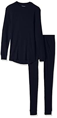 Smith's Workwear Men's Thermal Sets, Navy, X-Large