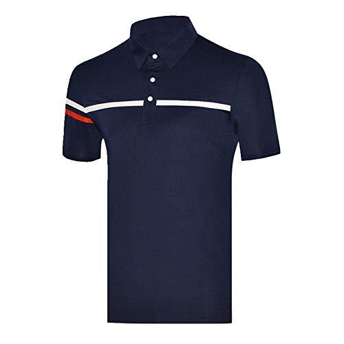 N\P Camiseta de manga corta de los hombres de primavera y verano de los deportes de secado rápido camisetas de ajuste delgado de la ropa