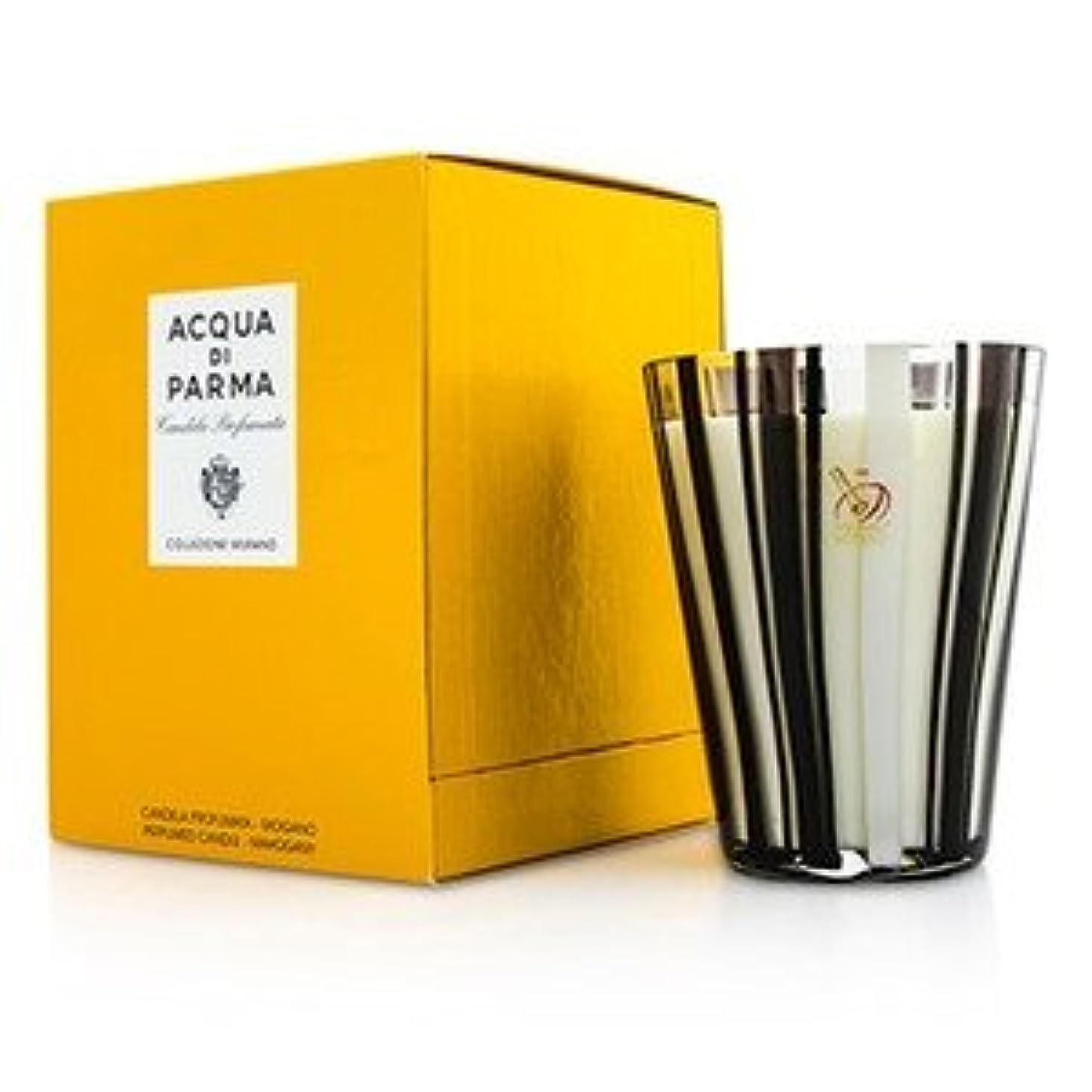 音楽家強要野心アクア ディ パルマ[Acqua Di Parma] ムラノ グラス パフューム キャンドル - Mogano(Mahogany) 200g/7.05oz [並行輸入品]
