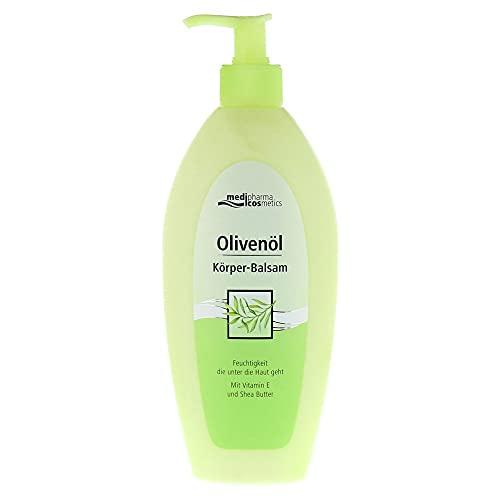 Oliven�l K�rper-Balsam im Spender, 500 ml