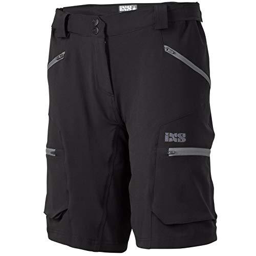 IXS Tema 6.1 Trail Shorts Damen Black Größe XL 2019 Fahrradhose
