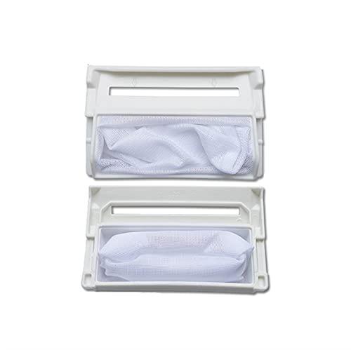 Ymhan® 2pcs Piezas de Repuesto adecuadas para una Lavadora Adecuada para LG Lavadora Filtro 5231FA2239N-2S.W.96.6 FIT para Piezas Lever