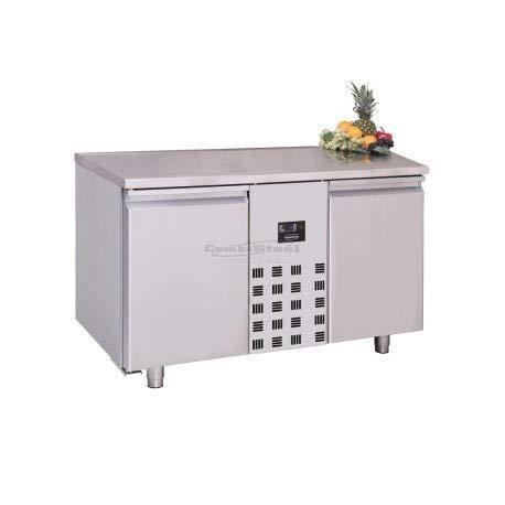 Table réfrigérée négative mono-bloc 2 portes - Combisteel - R290 2 Portes Pleine