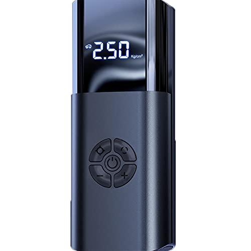 Compresor de Aire 220v Bomba de Aire portátil para Coche,Compresor de Aire de Alta Potencia de 12V,Bomba de Aire eléctrica Que soporta el inflado inalámbrico.(Color:style3)