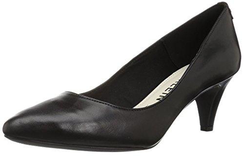 Price comparison product image Anne Klein Women's Rosalie Leather Pump,  Black,  10 M US