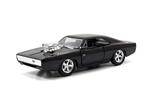Fast /& Furious-Dodge Charger R//T-modellbau colección nº 2