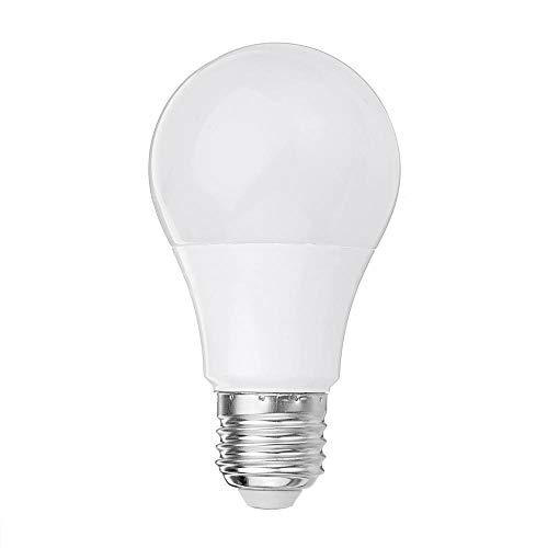 DGDH Bulbos de maíz LED, E27 5W 7W 9W 12W 15W AC85-265V White White Cálido Non-Dimmable No Regulable No Flicker LED Bombilla LED Bombilla de iluminación Duradera (Color : Warm White, Size : 15W)