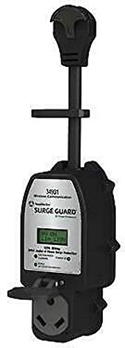 Southwire Surge Guard Portable 50-Amp 120/240-Volt Wireless Communication-Capable Surge Protector