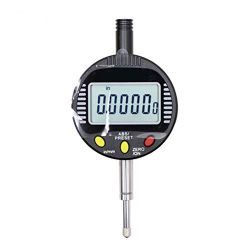 Release 0.001mm 12.7mm Digitalanzeige elektronische Digital-Messuhr Metric/Inch Bereich