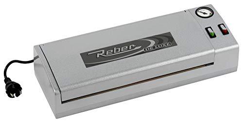 Reber 9701N Machine à Vide Electrique Automatique Family Deluxe