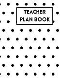 Simple Lesson Plan for Teachers: LESSON PLAN Book, Teacher Planner Created by Quartz Printables Lesson Planner Page, Home School Planner, Pre School Lesson Plan Book Insert | size 8.5*11 - 100 pages