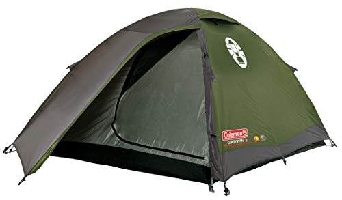Coleman Darwin 3 dome tent grey/green 2016 camp dome tent