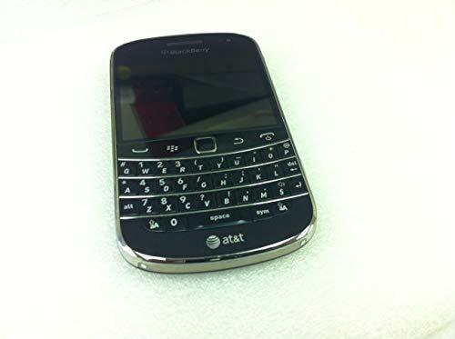 BlackBerry Bold 9900 RDV71UW 8GB (GSM Only, No CDMA) Factory Unlocked 3G Simfree Cell Phone (Black) - International Version