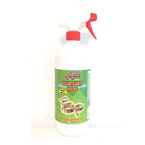 Farmap Green Wall vipere Repellente dissuasore per Animali Spray, Multicolore, Unica