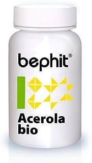 VITAMINA C BIO (ACEROLA) BEPHIT - 30 cápsulas 615 mg