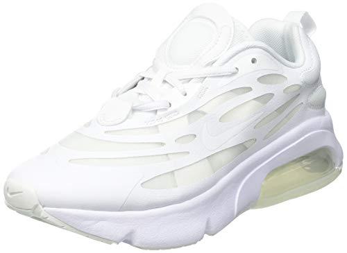 Nike Air MAX EXOSENSE (GS), Zapatillas para Correr, White Summit White, 39 EU