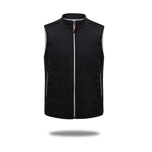 BaZhaHei Heren Winter Outdoor Elektrische Verwarming Smart USB Verwarming Vest Warm Jas