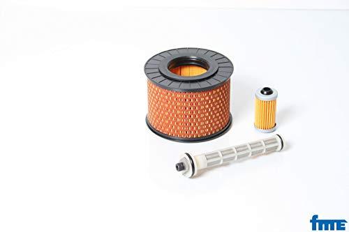 Filterset Wacker Rüttelplatte DPU 4045 D Motor Hatz 1B30 Filter