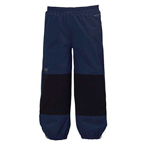 Helly Hansen K Shelter - Pantalones para niños, Color Azul, Talla 7