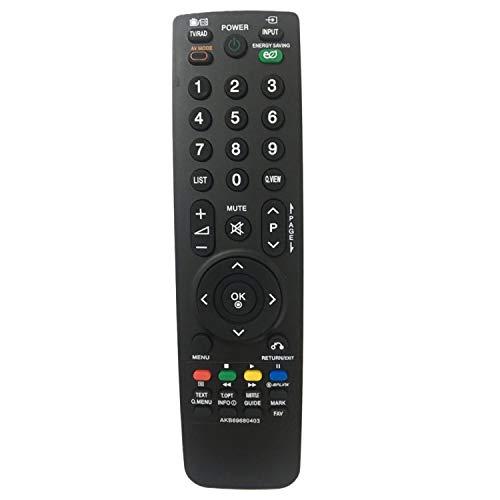 Telecomando Di Ricambio Per TV LG AKB69680403 AKB69680438 Compatibile 37LF2500 37LG2100 42LG2100 37LH3010 42LH3010 37LF2510 37LH2000 37LH200H 37LH201C 37LH3000 37LH301C 37LH3020 37LH3040 42LF2500