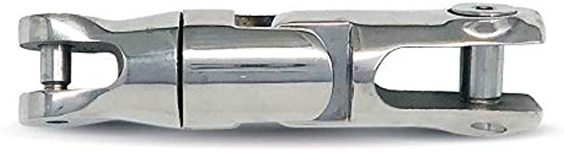Five Oceans Multi-Directional Anchor Double Swivel Connector Chain, AISI316 Stainless Steel (Up to 5/16 in)