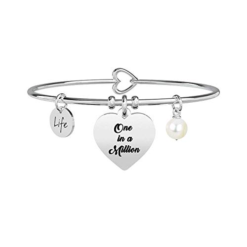 Cuore One in a million, Unica, Argento