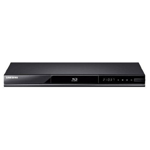 Samsung BD-D5100/EN Blu-ray-Player (LAN, MKV-HD, USB 2.0)