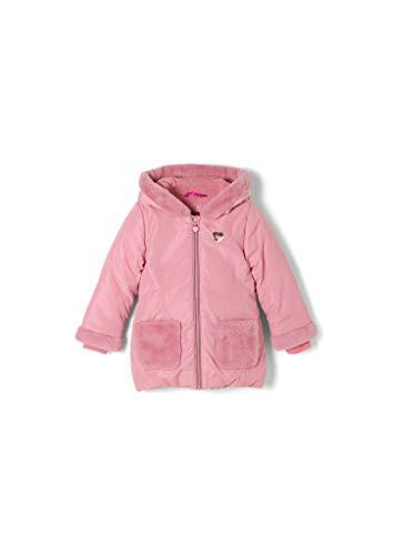 s.Oliver 403.12.009.16.151.2042183 Abrigo de lana, rosa claro, 116 cm para Niñas