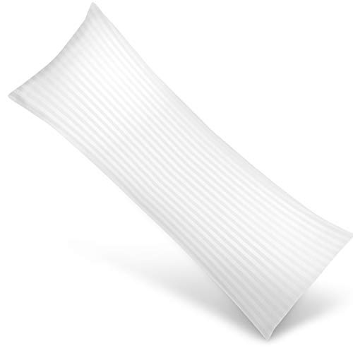 Utopia Bedding Soft Body Pillow - Long Side Sleeper Pillows...