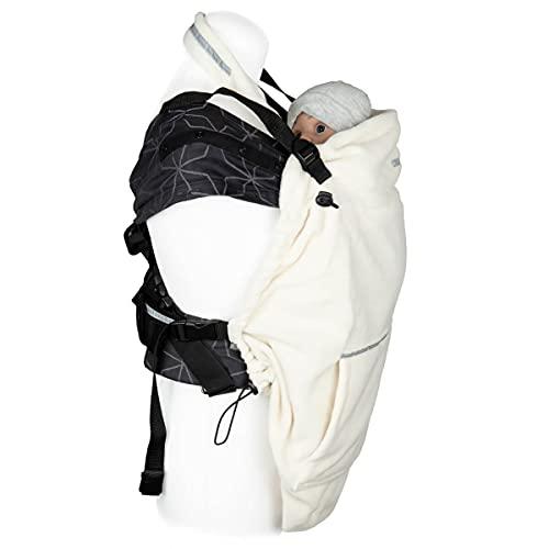 Hoppediz - Cobertor bufanda para portabebés