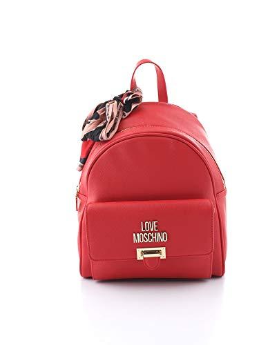 Love Moschino - Borsa saffiano rosso #500 JC4243PP0AKG0500