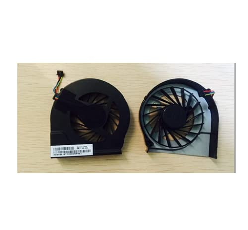 Ventilador de refrigeración de CPU para HP Pavilion g7-2002xx g7-2010nr g7-2017cl g7-2017us g7-2022us g7-2023cl g7-2030ca g7-2033ca g7-2052xx g7-2054ca g7-206 9WM G77 -2111NR