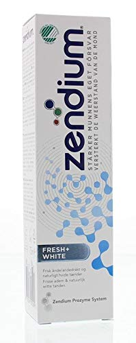Zendium Tandpasta Fresh Whitener, 75 ml