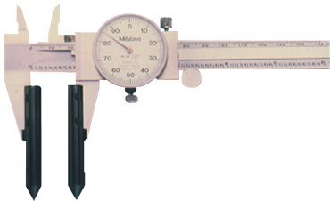 Mitutoyo Center Line Gage - For 4, 6, & 8