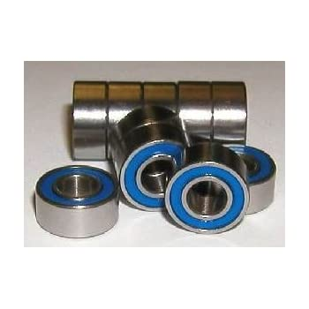 S6000-2RS Bearing 10mm x 26mmx8mm Stainless Steel 6000RS 1,2,5,10