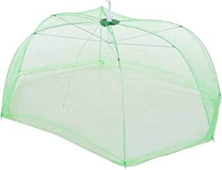 Foldable Umbrella Mosquito Net for Babies (Multicolour, 0-3 Years)
