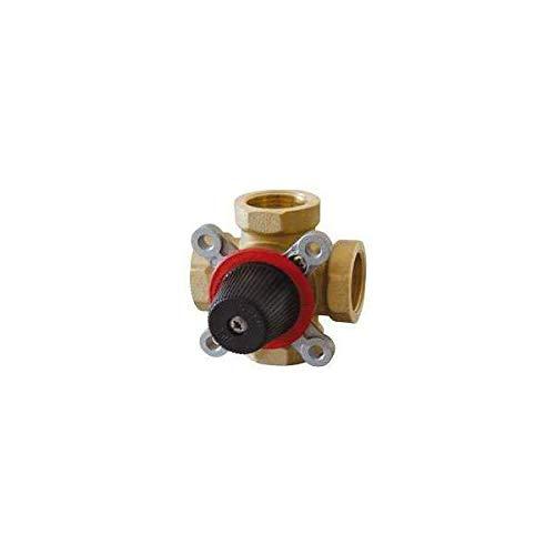 Thermador - Vanne 4 Voies Thermomix 33x42 Laiton - THRVA4VL33
