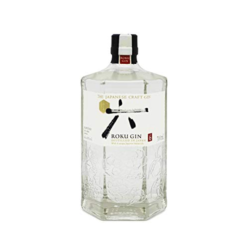 Roku Gin The Japanese Craft Gin (1 x 0.7 l)