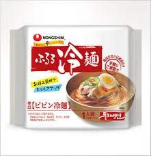 ふるる冷麺(ビビン麺) 農心 10個入り