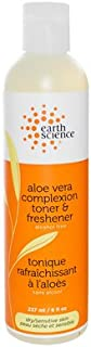 Earth Science Aloe Vera Complexion Toner and Freshener - 8 Ounce