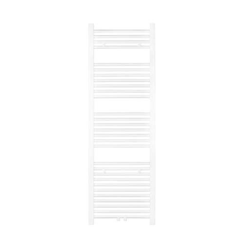 VILSTEIN Bad-Heizkörper, Horizontal, Weiß, Seitenanschluss und Mittelanschluss, 1500x500 mm