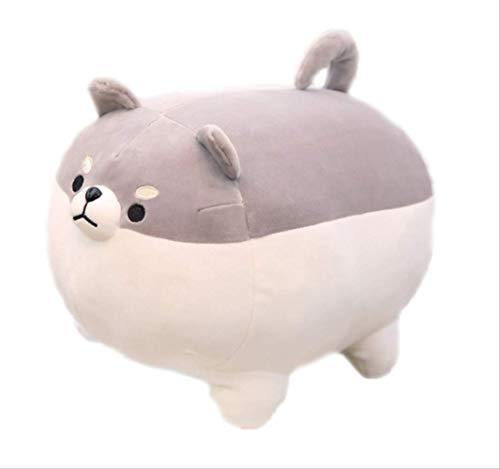 CHAOZHENG Angry Fat Shiba Inu Plush Toy Animal Plush Toy Juguete para niños Soft Sofá Almohada Cojín Decoración del hogar Regalo