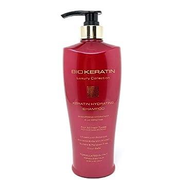 Bio Keratin Luxury Collection Hydrating Shampoo