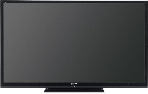 Sharp LC80LE657E 203 cm (80 Zoll) Fernseher (Full HD, Triple Tuner, 3D)