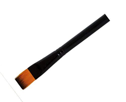 Creative Pinceau de Maquillage Plat. Taille: 32, Noir