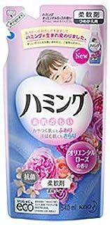 【花王】ハミング オリエンタルローズの香り つめかえ用 540ml ×5個セット