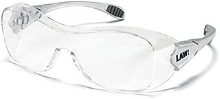 Crews OG110AF Law OTG Over The Glass Anti-Fog Safety Glasses - Clear - 144 Pack (Case)