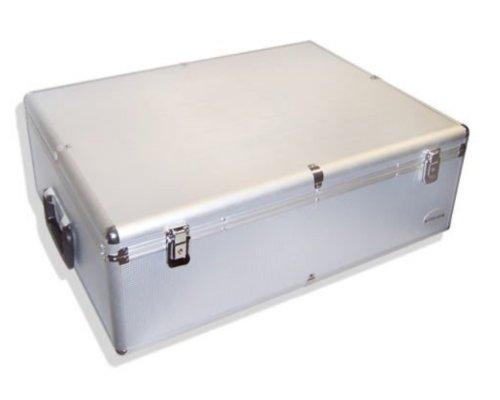 MediaRange BOX78–Optical Disc Hülles (Silver)