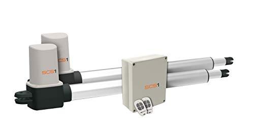 SCS Sentinel, Automazione con cilindri per cancello battente SCS1